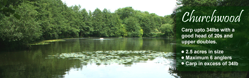Churchwood Lake