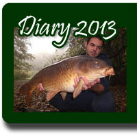 churchwood fisheries diary